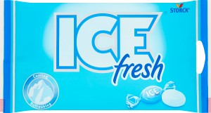 CUKIERKI ICE FRESH 125G