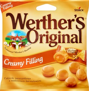 CUKIERKI WERTHERS ORIGINAL 80G CREAMY FILLING